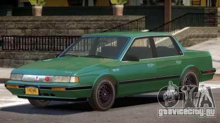 Oldsmobile Cutlass V1.0 для GTA 4