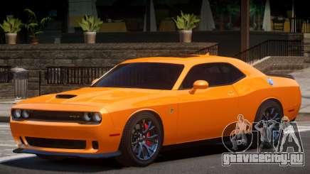 Dodge Charger SRT R1 для GTA 4