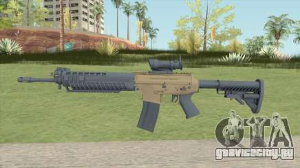 SG-553 Tornado (CS:GO) для GTA San Andreas