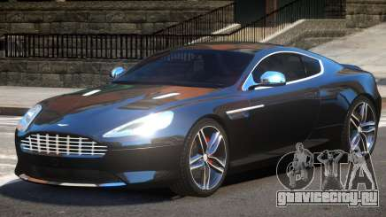 Aston Martin DB9 ST для GTA 4