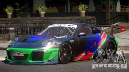 Porsche 911 GT-3 V1.0 для GTA 4