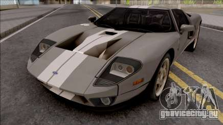 Ford GT 2005 LQ для GTA San Andreas