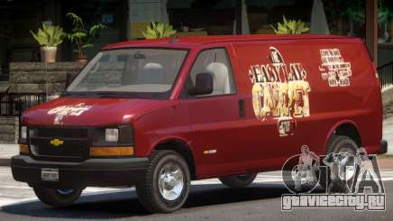 Chevrolet Express PJ3 для GTA 4
