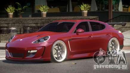 Porsche Panamera GT Turbo V1.0 для GTA 4