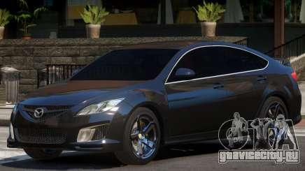 Mazda 6 RS для GTA 4