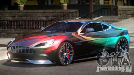 Aston Martin Vanquish RS PJ для GTA 4