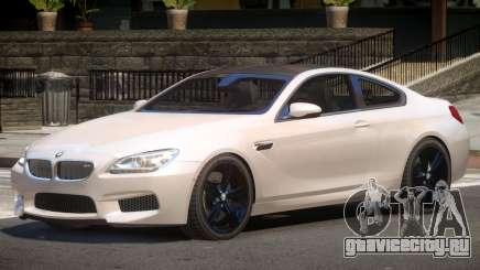 BMW M6 E63 V1.0 для GTA 4