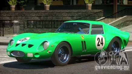 Ferrari 250 V1.0 PJ3 для GTA 4