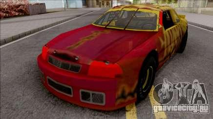 Chevrolet Lumina 1992 NASCAR Hot Wheels для GTA San Andreas