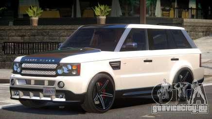 Range Rover Sport Tuned V1.0 для GTA 4