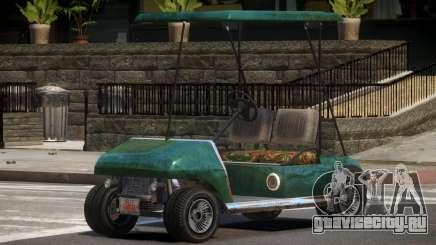 Nagasaki Caddy V1.0 для GTA 4