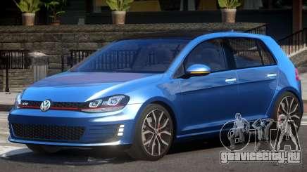 Volkswagen Golf GTI Sport для GTA 4