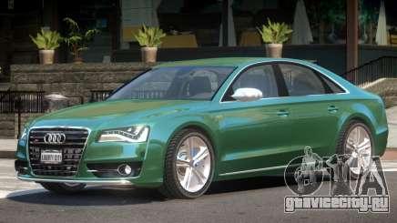 Audi S8 FSI V1.0 для GTA 4