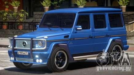 Mercedes Benz G55 V1.0 для GTA 4