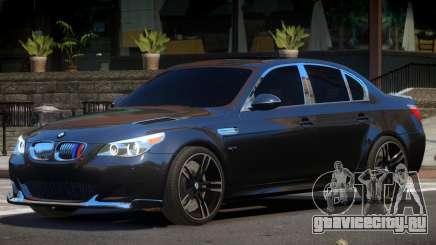 BMW M5 E60 Tuned V1.1 для GTA 4