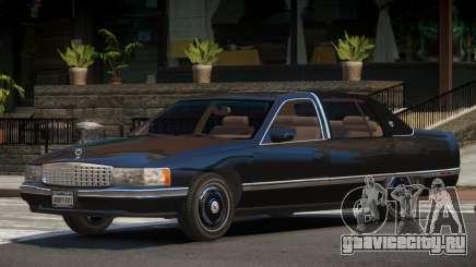 Cadillac De Ville Old для GTA 4
