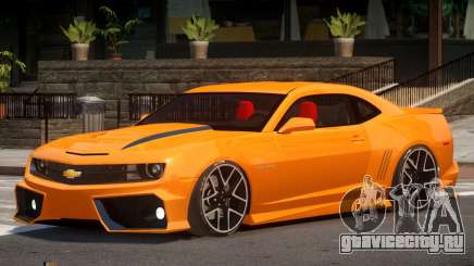 Chevrolet Camaro ST V1.0 для GTA 4