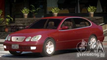 1999 Lexus GS 300 для GTA 4
