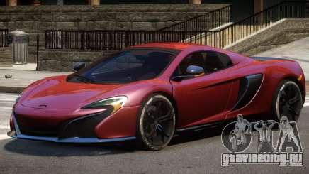 McLaren 650S GT для GTA 4