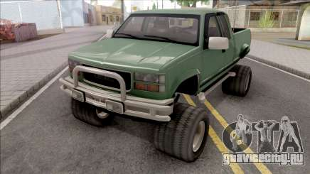 GMC Sierra Monster Truck 1998 для GTA San Andreas