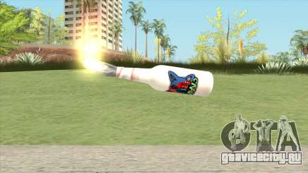 Molotov Cocktail (White) для GTA San Andreas