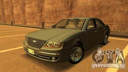 Асым Dessane 3.0 Т для GTA San Andreas