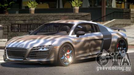 Audi R8 GTS V1.0 PJ4 для GTA 4