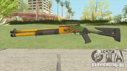 XM1014 Hot Rod (CS:GO) для GTA San Andreas