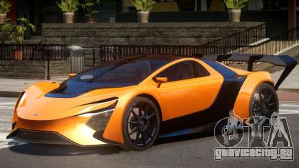 2016 Techrules AT96 TREV для GTA 4