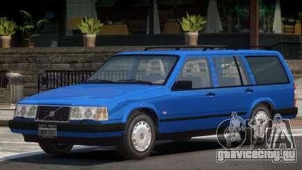 Volvo 940 V1.0 для GTA 4