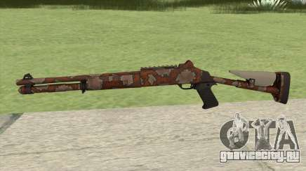 XM1014 Snakeskin Red (CS:GO) для GTA San Andreas
