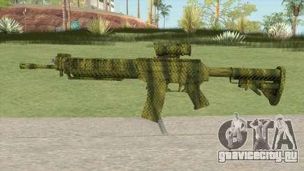 SG-553 Python (CS:GO) для GTA San Andreas
