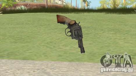 Worn ZM Model 60 (Hitman: Absolution) для GTA San Andreas