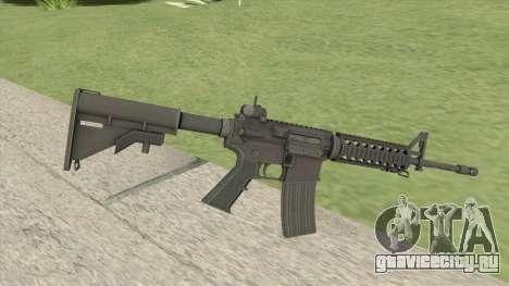 AR-15 (CS-GO Customs 2) для GTA San Andreas