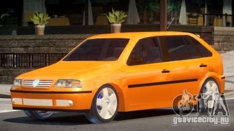 Volkswagen Golf G3 V1.0 для GTA 4