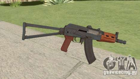 AKS-74U (CS:GO Custom Weapons) для GTA San Andreas