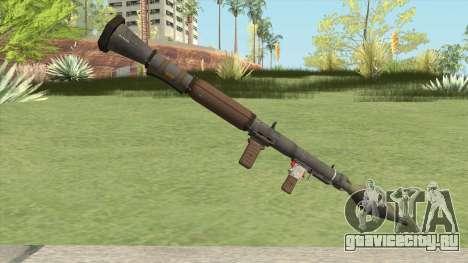 Rocket Launcher GTA V (Original) для GTA San Andreas