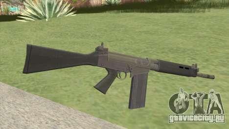FN-FAL (CS-GO Customs 2) для GTA San Andreas