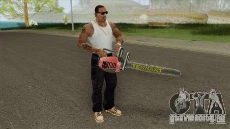 Chainsaw (Manhunt) для GTA San Andreas