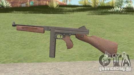 Thompson M1A1 (DOD-S) для GTA San Andreas