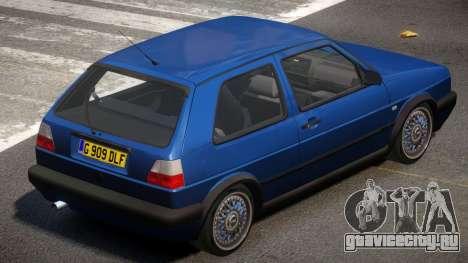 Volkswagen Golf GT V1.0 для GTA 4