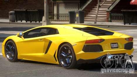 Lambo Aventador RS V1.2 для GTA 4