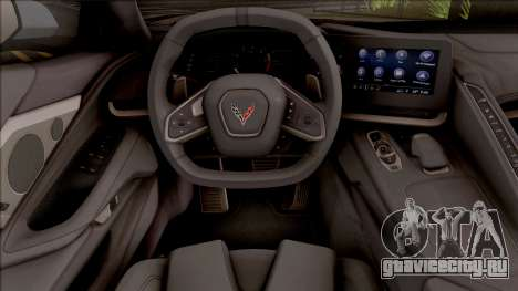 Chevrolet Corvette C8 2019 для GTA San Andreas
