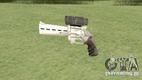 Scoped Revolver (Fortnite) для GTA San Andreas
