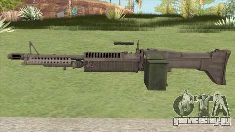 M60 (CS:GO Custom Weapons) для GTA San Andreas