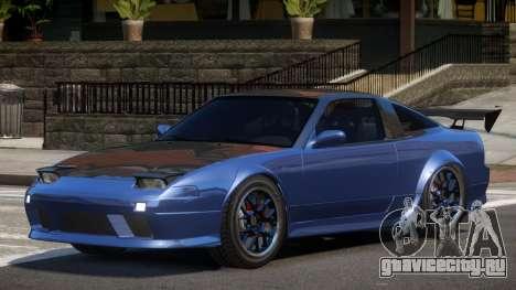 Nissan 240SX Tuning для GTA 4