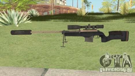 Sniper Rifle (Hitman: Absolution) для GTA San Andreas