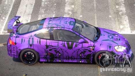 Honda Integra RS PJ5 для GTA 4