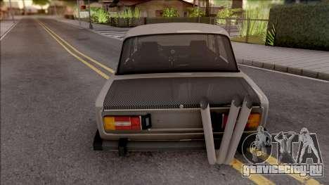 ВАЗ 2106 Grey для GTA San Andreas