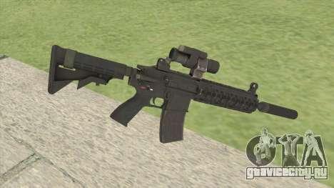 HX AP-15 (Hitman: Absolution) для GTA San Andreas